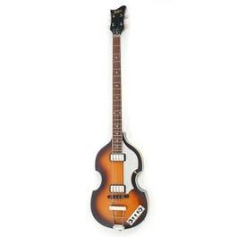 Image for Violin Bass CT Sunburst Bass Guitar from SamAsh