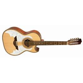 H. Jimenez El Murcielago Acoustic-Electric Bajo Quinto