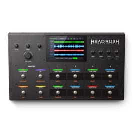 """Image for Looperboard Floorboard Looper with 7"""" Touch Screen Display (Restock) from Sam Ash"""