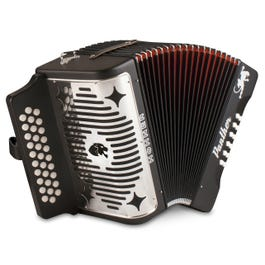 Image for 3100GB Panther Tex Mex GCF Accordion from SamAsh