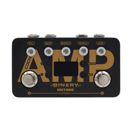 Image for Binary Series Amp Amplifier Simulator Guitar Effects Pedal from SamAsh