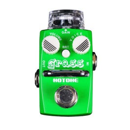 Hotone Skyline Series GRASS Classic Overdrive Pedal