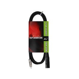 Image for XLR Male to RCA Audio Cable (Assorted Lengths) from SamAsh