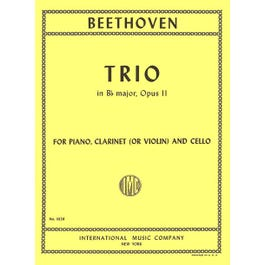 Charles Dumont & Son Beethoven-Trio in B flat major, Op. 11