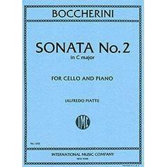 Image for Boccherini Sonata No 2 for Cello and Piano from SamAsh