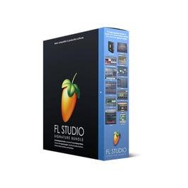Image for FL Studio 20 Signature Bundle (Boxed) from SamAsh
