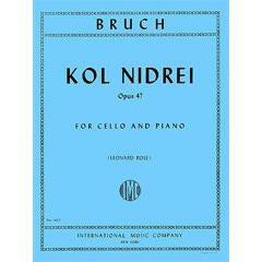 Image for Bruch Kol Nidrei Opus 47 (Cello) from SamAsh