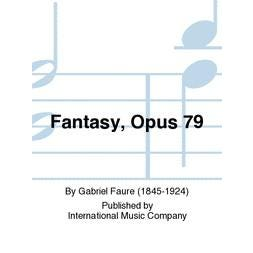 Image for Faure-Fantasy