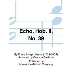 International Music Co. Haydn-Echo, Hob. II, No. 39
