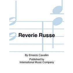 International Music Co. Cavallini-Reverie Russe-Flute / Clarinet