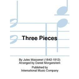 International Music Co. Massenet-Three Pieces-Cello/Pacc