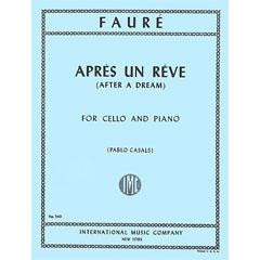 Image for Faure Apres un Reve (Cello and Piano) from SamAsh