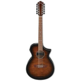 Image for AEWC4012FM 12-String Acoustic-Electric Guitar from SamAsh