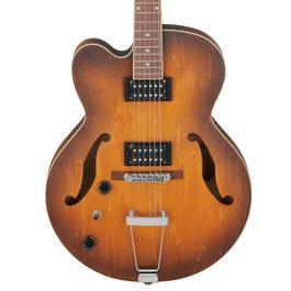 Image for AF55 Hollow Body Left Handed Electric Guitar from SamAsh