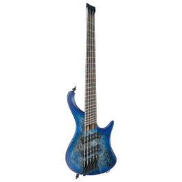 Image for EHB1505MS Ergonomic Headless 5-String Multiscale Bass from SamAsh
