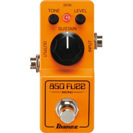 Image for FZ MINI Fuzz Effect Pedal from SamAsh