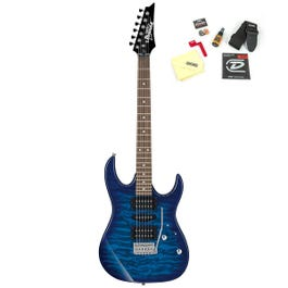 Image for GRX70QA Electric Guitar TBB with Accessories from SamAsh