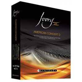 Image for Ivory II American Concert D for MAC & WINDOWS from SamAsh