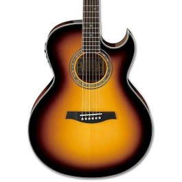 Image for JSA5 Joe Satriani Signature Acoustic-Electric Guitar from SamAsh