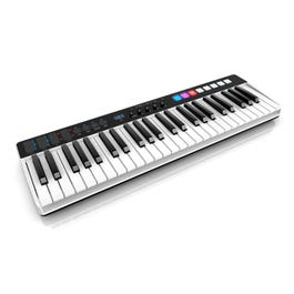 Image for iRig Keys IO 49 Compact Production Station for Mac/PC and iOS from SamAsh