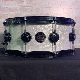 "Drum Workshop  Collector's Series 6.5"" x 14"" Maple Snare Drum"