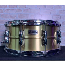 "Yamaha 6.5x14"" Recording Snare Drum (Brass)"
