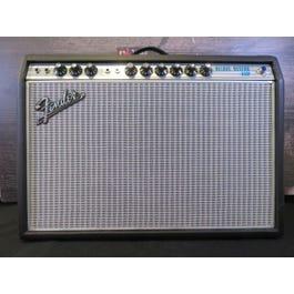 Fender '68 Deluxe Reverb Guitar Combo Amplifier