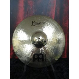 """Meinl Cymbals 22"""" Byzance Heavy Hammered Ride Cymbal"""