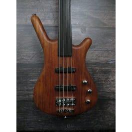 Warwick Corvette Standard Fretless Bass Guitar