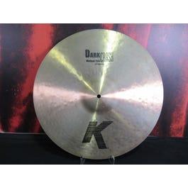 "Zildjian K Series Dark Medium Thin 19"" Crash Cymbal"