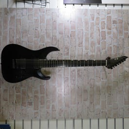 Image for E-II Horizon NT-7B Hipshot 7-String Baritone Electric Guitar Black Satin (SN:ES2492183) from SamAsh