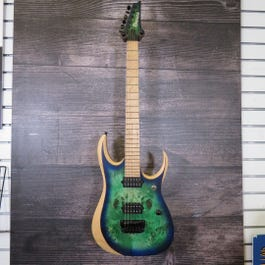 Image for Iron Label RGDIX6MPB Electric Guitar from SamAsh