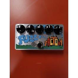 ZVex Effects Fuzz Factory Vexter Series Fuzz Guitar Effects Pedal