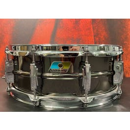"""Ludwig Black Beauty 5"""" x 14"""" inch Snare Drum"""