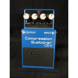 Boss CS3 Compressor Sustainer Pedal