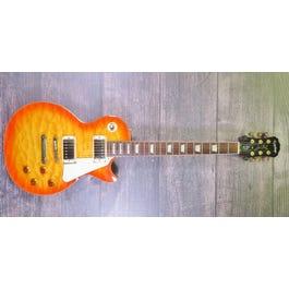 Epiphone Les Paul Ultra Pro Electric Guitar (Faded Cherry Sunburst)