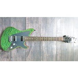 Grosh Guitars SuperJet (Lime Green)