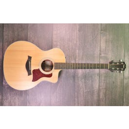 Taylor 214ce Grand Auditorium Acoustic Electric Guitar