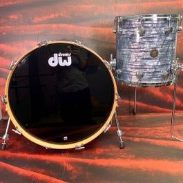 Drum Workshop Jazz Series 2-Piece Kit (Maple Gum)