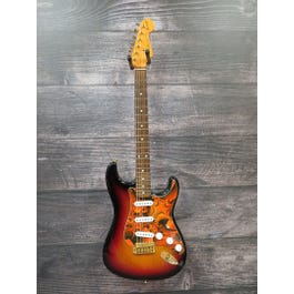 Fender Stevie Ray Vaughan Stratocaster Electric Guitar