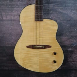 Michael Kelly Rick Turner Solid-Body Acoustic-Electric Guitar
