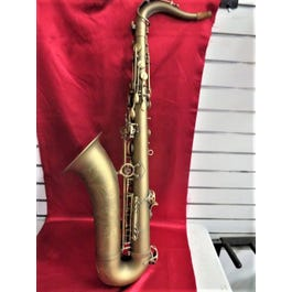 Image for PMXT66R Tenor Saxophone (Dark Lacquer Finish) from SamAsh