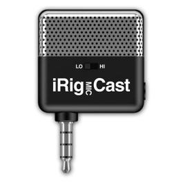 Image for iRig MIC Cast Compact Microphone for iOS from SamAsh