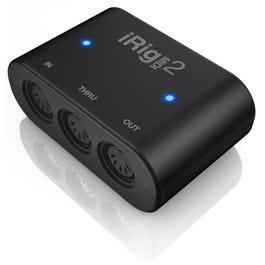 Image for iRig MIDI 2 Interface for iOS