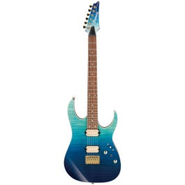 Image for RG421HPFM Electric Guitar (Blue Reef Gradation) from SamAsh
