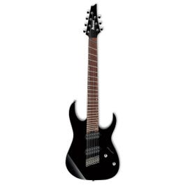 Image for RGMS7 Multiscale 7-String Electric Guitar (Black) from SamAsh