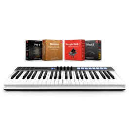Image for iRig Keys IO Compact Production Station for Mac/PC and iOS from SamAsh