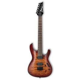 Image for S621QM Electric Guitar (Dragon Eye Burst) from Sam Ash