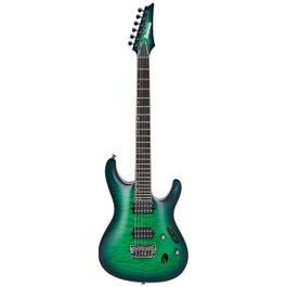 Image for S6521Q Prestige Electric Guitar Surreal Blue Burst Gloss from SamAsh