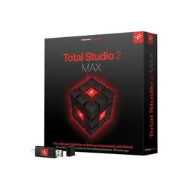 Image for Total Studio 2 MAX Virtual Instruments and Effects from SamAsh